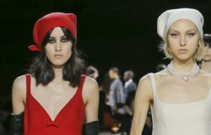 Marc Jacobs headscarves